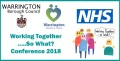 working together eventbrite picture with NHS