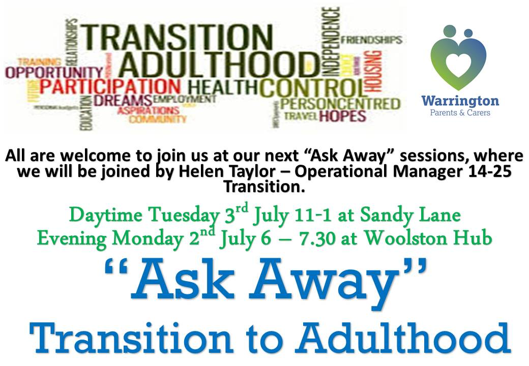 Ask Away Transition